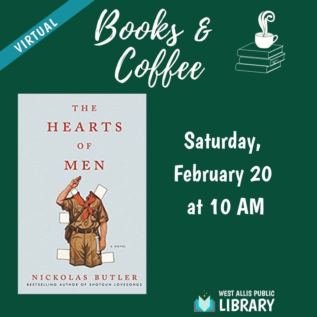 Feb 20th Books and Coffee
